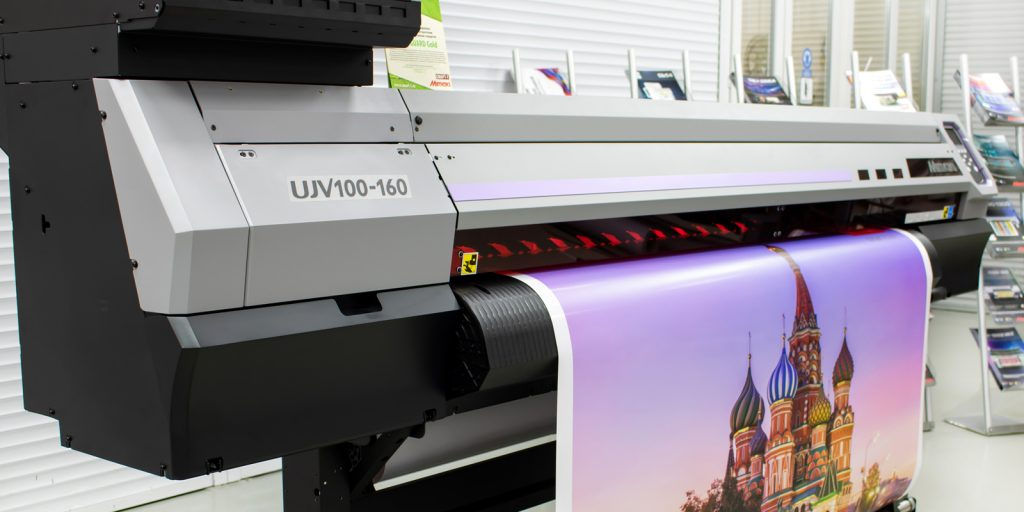 УФ-плоттер Mimaki UJV 100-160
