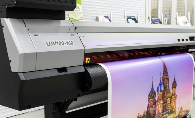 NEW! УФ-плоттер Mimaki UJV100-160