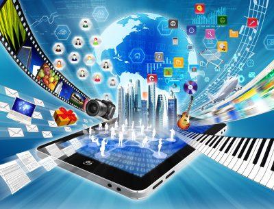 Современные мультимедийные технологии в рекламе