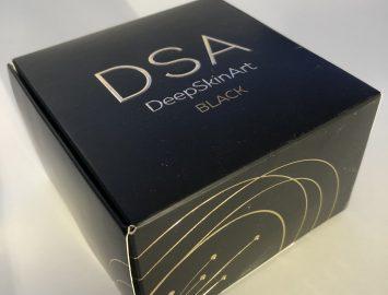 Цифровая печать картонной упаковки «Косметика DSA» — 60000 экз.