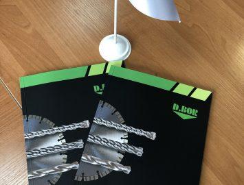 Цифровая печать Буклета А4 на КБС (термоклей) — 30000 экз.