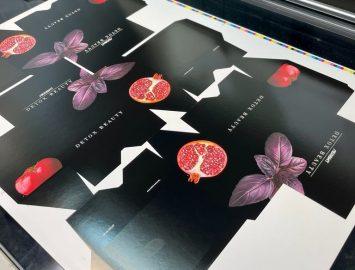 Изготовили и напечатали коробки упаковки для Леовит